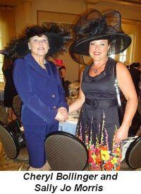 Blog 9 - Cheryl Bollinger and Sally Jo Morris