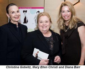 Blog 4 - Christina Gidwitz, Mary Ellen Christi and Diana Barr