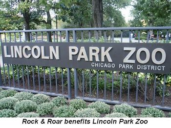 Blog 3 - Rock & Roar benefits Lincoln Park Zoo