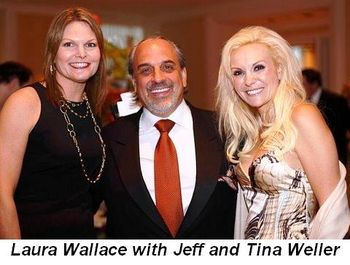 Blog 10 - Laura Wallace with Jeff and Tina Weller