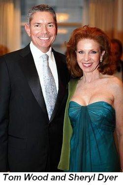 Blog 13 - Tom Wood and Sheryl Dyer
