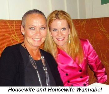 Blog 4 - Housewife and Housewife Wanna Be