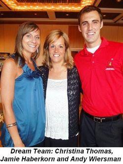 Blog 1 - Dream Team Christina Thomas, Jamie Haberkorn and Andy Wiersma