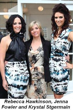 Blog 6 - Rebecca Hawkinson, Jenna Fowler and Krstal Stgermain