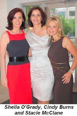 Blog 8 - Sheila O'Grady, Cindy Burns and Stacie McClane