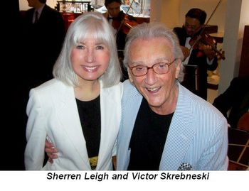 Blog 4 - Sherren Leigh and Victor Skrebneski
