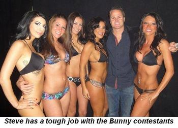 Blog 2 - Steve has a tough job with the Bunny contestants