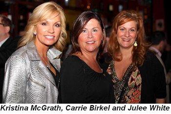 Blog 5 - Kristina McGrath, Carrie Birkel and Julee White