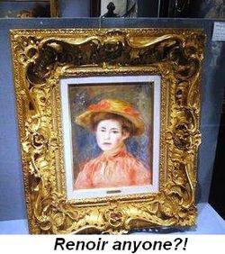 Blog 26 - Renoir anyone