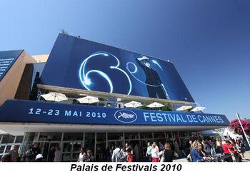 Blog 7 - Palais de Festivals 2010