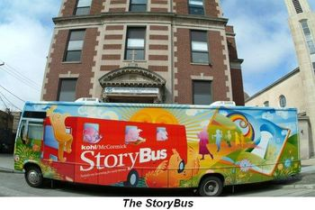 Blog 3 - The StoryBus