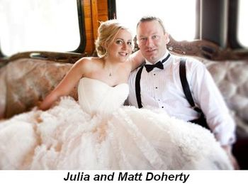 Blog 3 - Julia and Matt Doherty