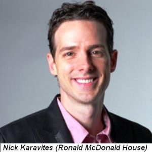 Blog 3 - Nick Karavites (Ronald McDonald House)