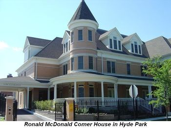 Blog 2 - Ronald McDonald Comer House in Hyde Park