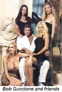 Blog 2 - Bob Guccione and friends