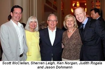 Blog 1 - Scott McClellan, Sherren Leigh, Ken Norgan, Judith Rogala and Jason Dohmann