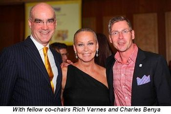Blog 4 - With fellow co-chairs Rich Varnes and Charles BenyaWith fellow co-chairs Rich Varnes and Charles Benya