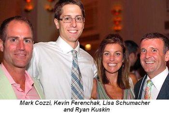 Blog 5 - Mark Cozzi, Kevin Ferenchak, Lisa Schumacher and Ryan Kuskin