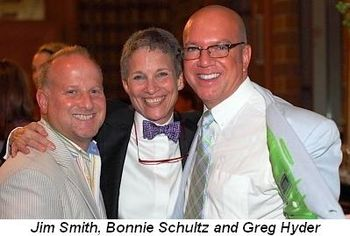 Blog 13 - Jim Smith, Bonnie Schultz and Greg Hyder
