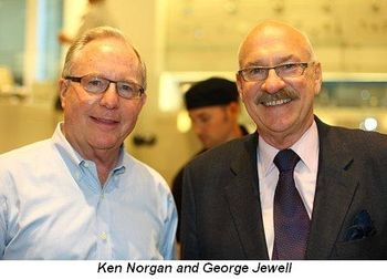 Blog 3 - Ken Norgan and George Jewell