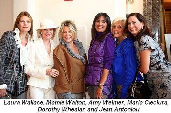 Blog 2 - Laura Wallace, Mamie Walton, Amy Weimer, Maria Cieciura, Dorothy Whealan and Jean Antoniou