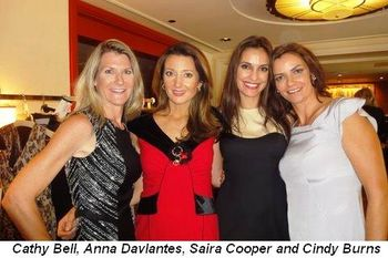 Blog 5 - Cathy Bell, Anna Davlantes, Saira Cooper and Cindy Burns