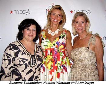 Blog 13 - Suzanne Tchamician, Heather Wildman and Ann Dwyer