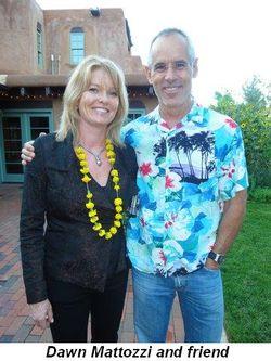 Blog 3 - Dawn Mattozzi and friend