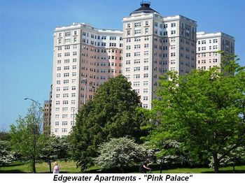 "Blog 2 - Edgewater Apartments—""Pink Palace"""