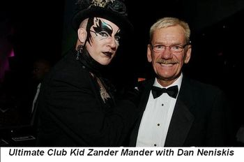 Blog 11 - Ultimate Club Kid, Zander Mander, and Dan Neniskis