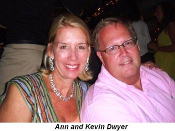 Blog 1 - Ann and Kevin Dwyer