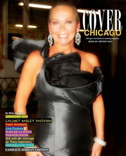 Cover Chicago Magazine cover 9-10