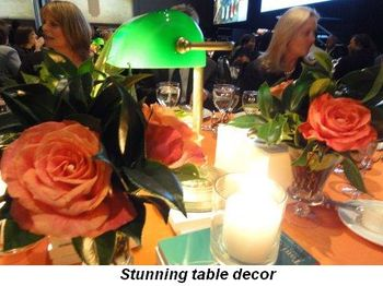 Blog 6 - Stunning table décor