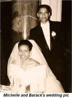Blog 2 - Michelle and Barack's wedding pic