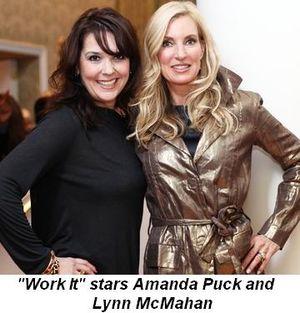 Blog 2 - Work It stars Amanda Puck and Lynn McMahan