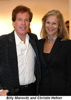 Blog 7 - Billy and Christie Hefner Marovitz
