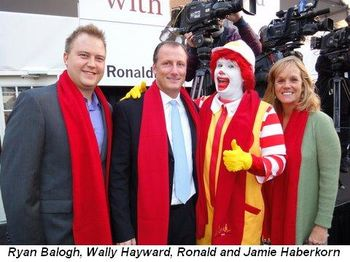 Blog 3 - Ryan Balogh, Wally Hayward, Ronald, Jamie Haberkorn