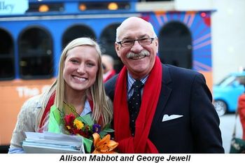 Blog 11 - Allison Mabbott and George Jewell
