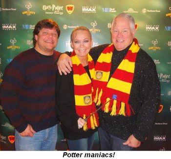 Blog 12 - Potter maniacs!