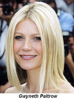 Blog 2 - Gwyneth Paltrow