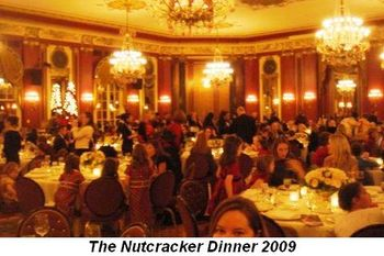 Blog 6 - The Nutcracker Dinner 2009