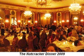 Blog 6 - The Nutcracker Dinner 2009