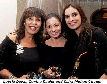 Blog 7 - Laurie Davis, Genine Shafer and Saira Mohan Cooper