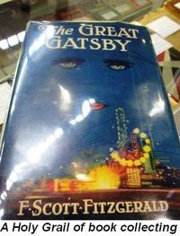 Blog 11 - A Holy Grail of book collecting--The Great Gatsby