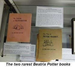 Gallery - The 2 rarest books by Beatrix Potter