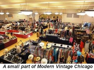 Blog 11 - A small part of Modern Vintage Chicago