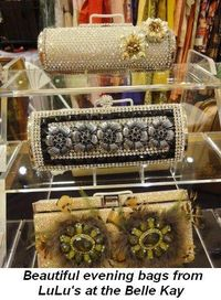 Gallery - Beautiful evening bags from LuLu's at the Belle Kay