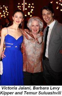 Blog 4 - Victoria Jaiani, Barbara Levy Kipper and Temur Suluashvili