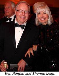 Blog 16 - Ken Norgan and Sherren Leigh