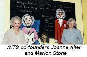 Co-founders Joanne Alter and Marion Stone